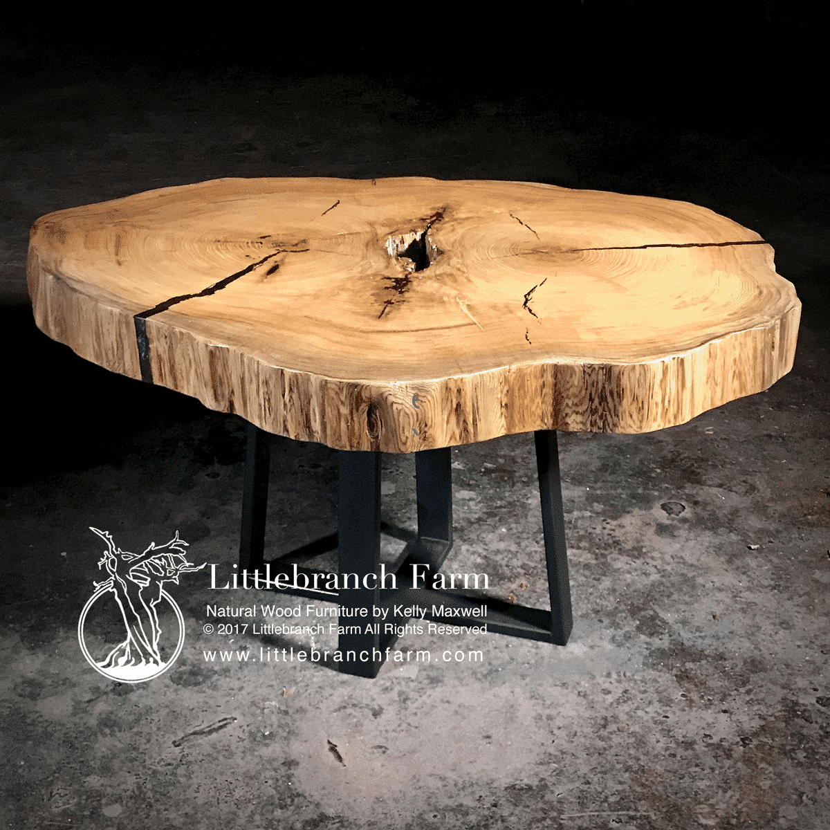 Ordinaire Live Edge Table