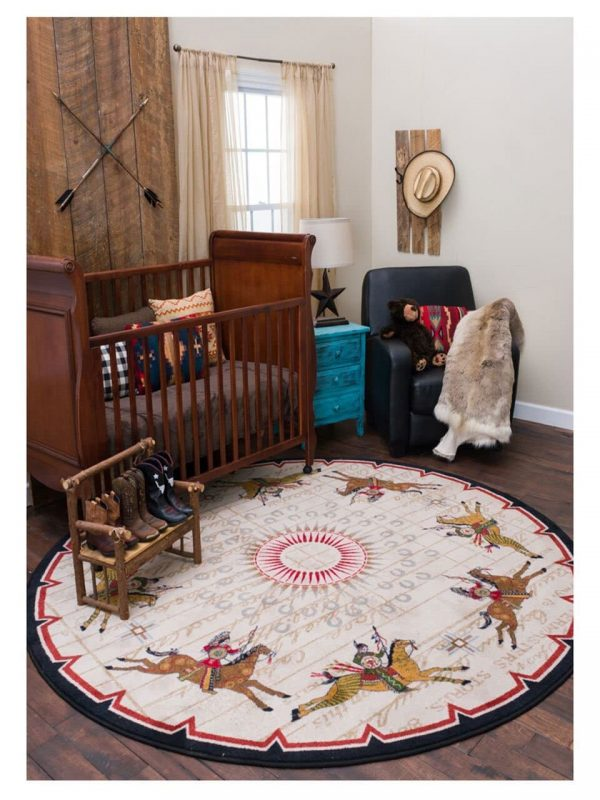 Battle Records Southwest Rug