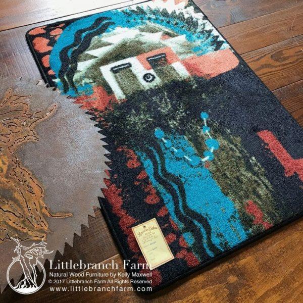 Mistic rug