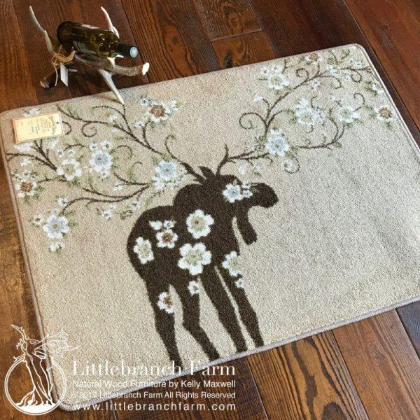 natural rug