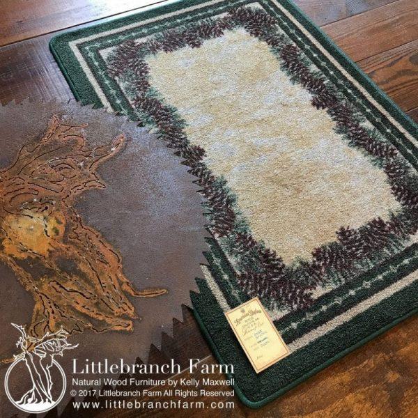 pine garland design