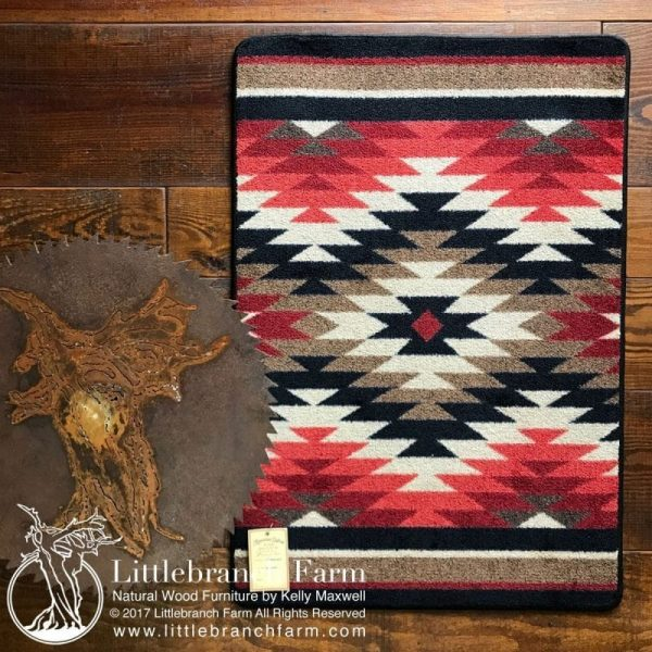 bright area rug