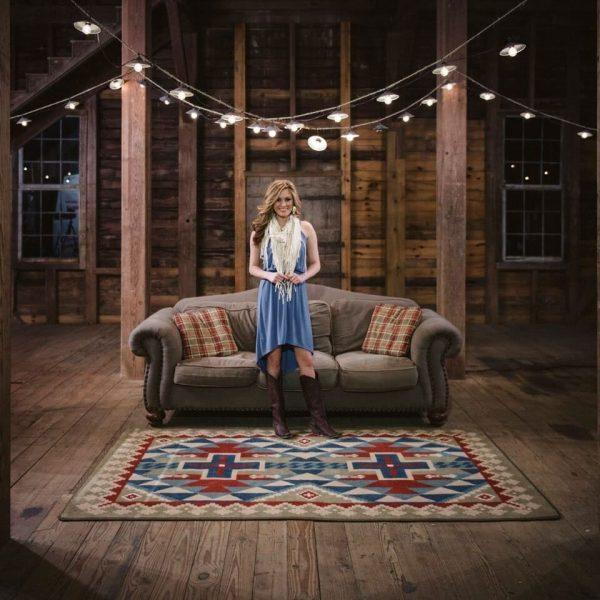Fine area rug example
