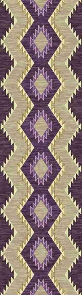 Log home rug