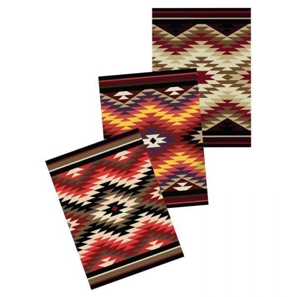Color option for starburstt rug