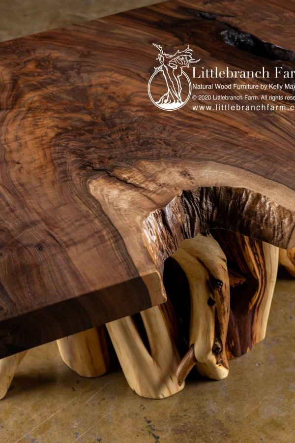 Custom artisan rustic furniture