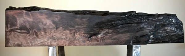 fire chard wood slabs
