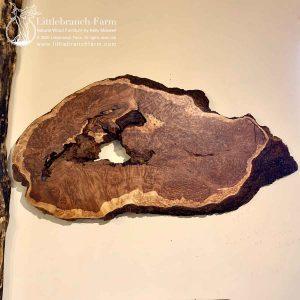 Burl wood redwood