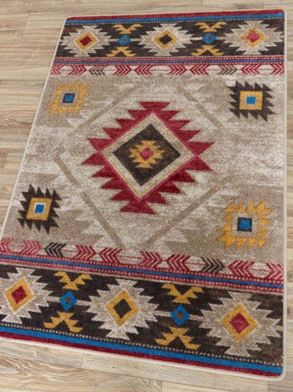 Southwestern rug