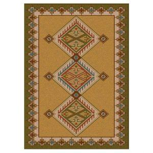 yellow fine area rug