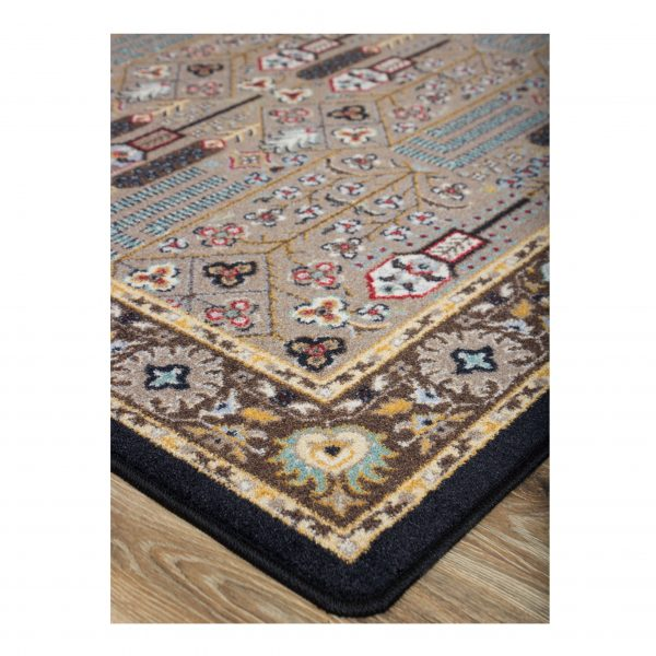 Passage rug true colors