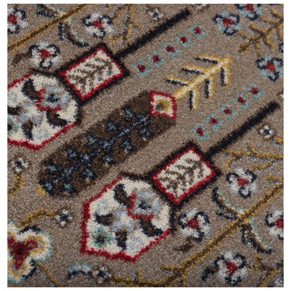 area rug design pattern details