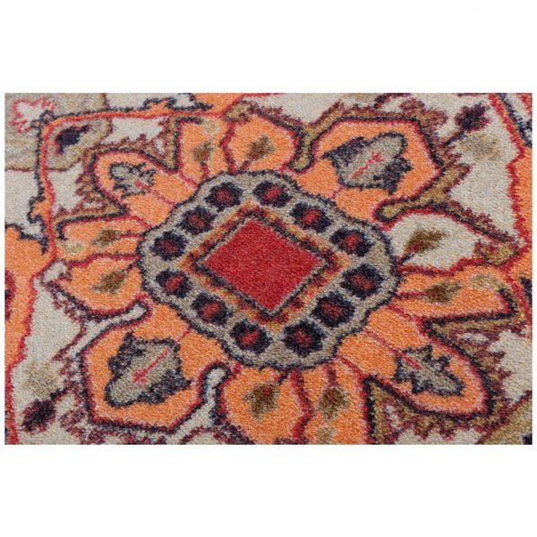 Blaze rug detail