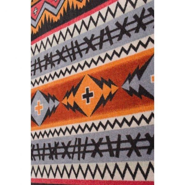 Code of a southwestern rug