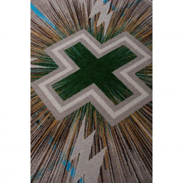 Plus design rug