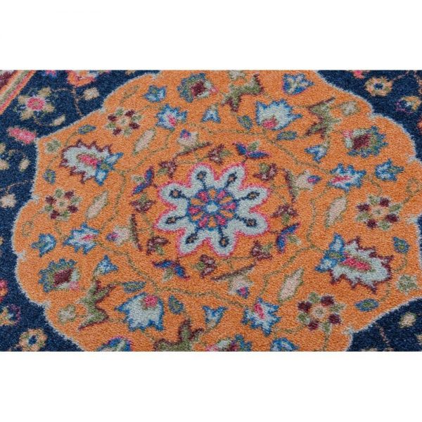 Details of Zanza Bloom Persian Rug