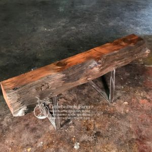 Old growth redwood wood slab