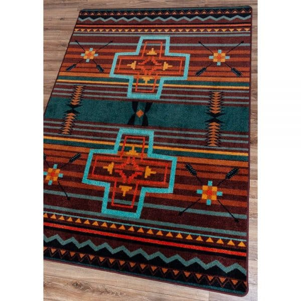 Picture of Brazos sunset rug