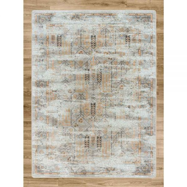 Passage rug in Apricot color