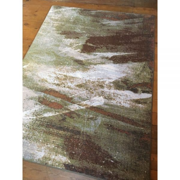 Natural colors of Wasteland area rug