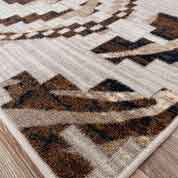Curio rug detail picture