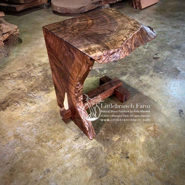 Claro walnut natural wood furniture